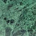 Green marble dark mermer-paleta