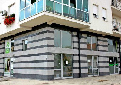 Oblaganje fasade i enterijera za investitora Yelmar d.o.o. iz Rume